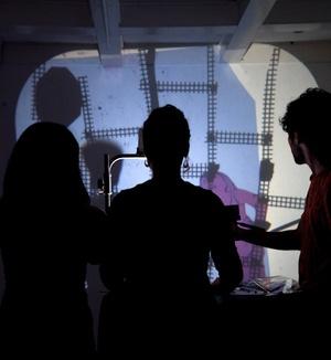 La Construcción de la imagen a través de la sombra